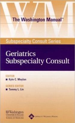 Geriatrics Subspecialty Consult