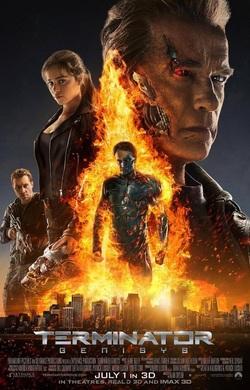 Terminator Genisys 2015